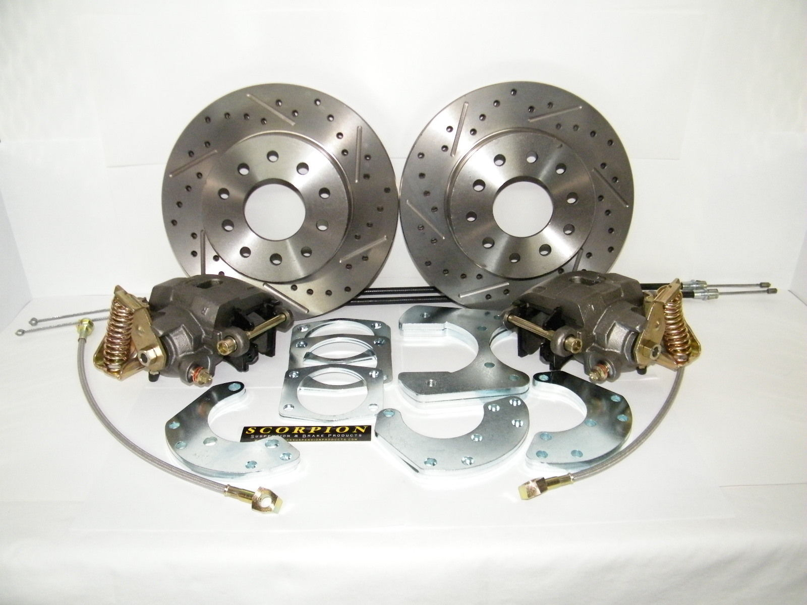 Name:  Scorpion Rear Brakes.jpg