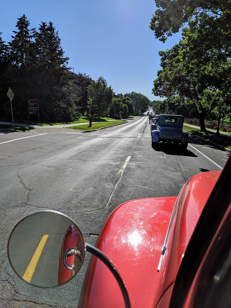 Name:  2019.06.22 Driving in to back to the 50s day 2.jpg