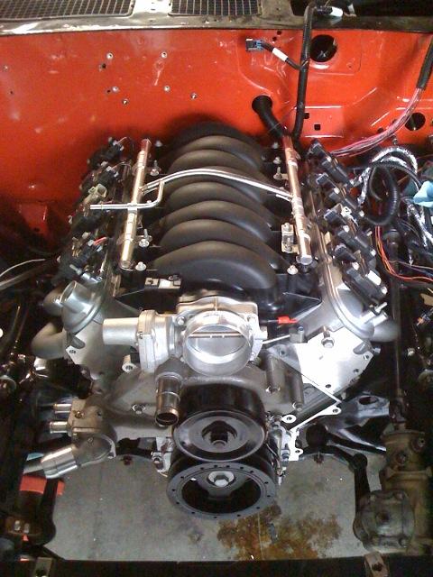 Re: 1970 GTO Version 2.0